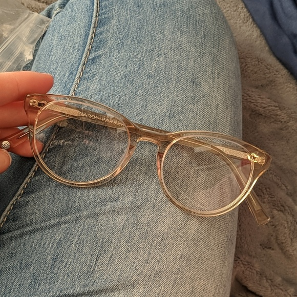 ea952419a8 Warby Parker glasses. No prescription lense. M 5c74618aaa8770b815d36858